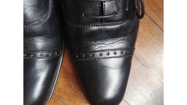 What Causes Shoe Crease