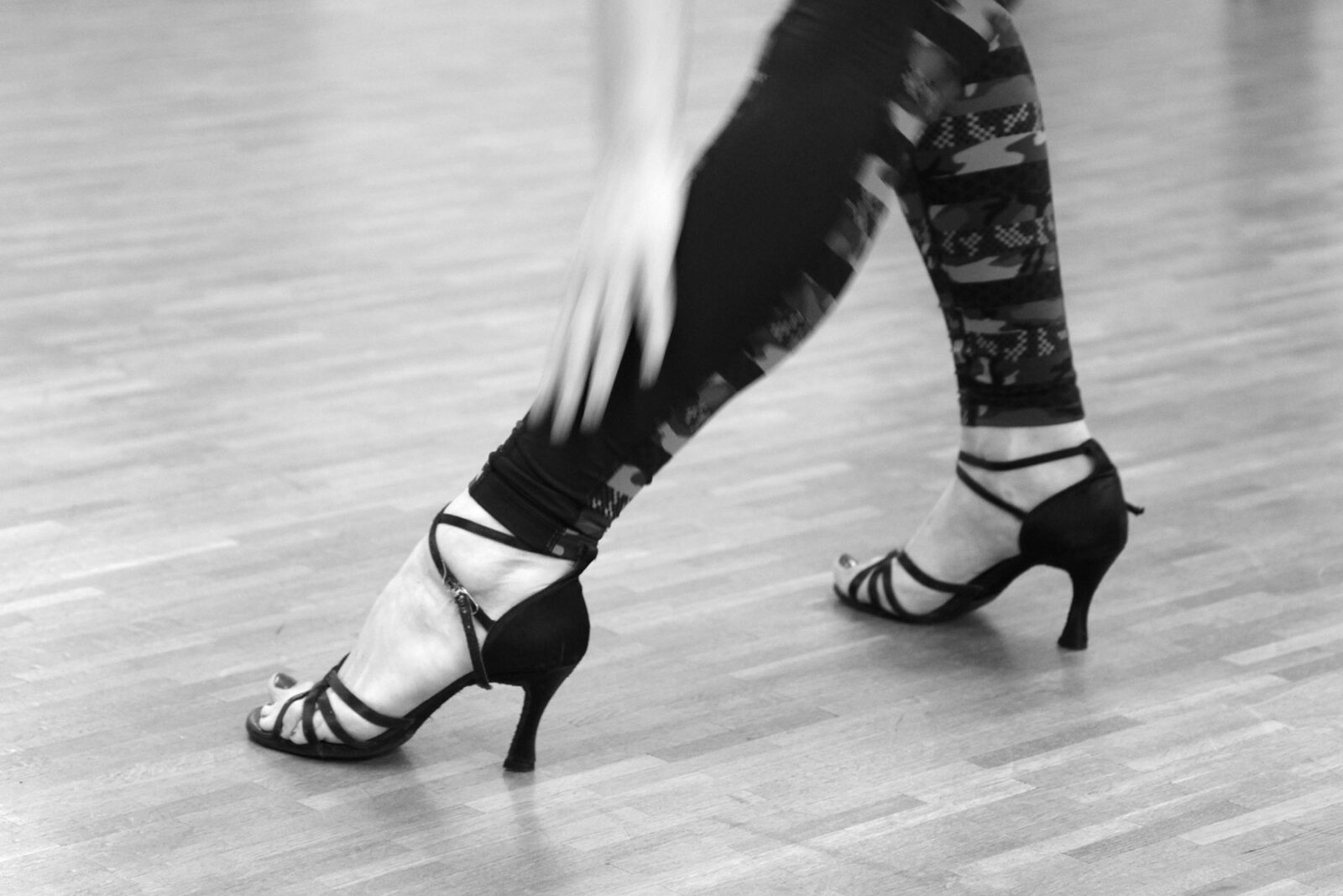 What Kind Of Heels Should You Wear To A Heels Class?
