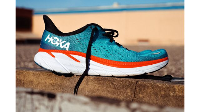 HOKA one one different perspective