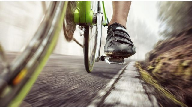 Ride Bicycle With Plantar Fasciitis