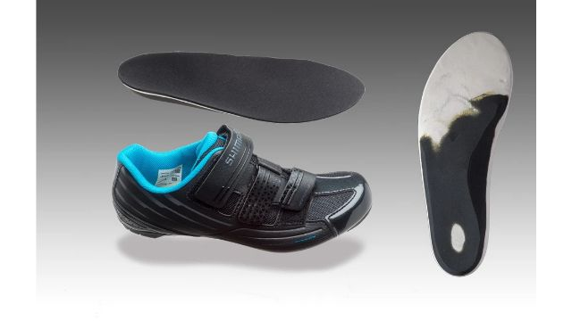 Wearing Orthotics In Cycling Shoes