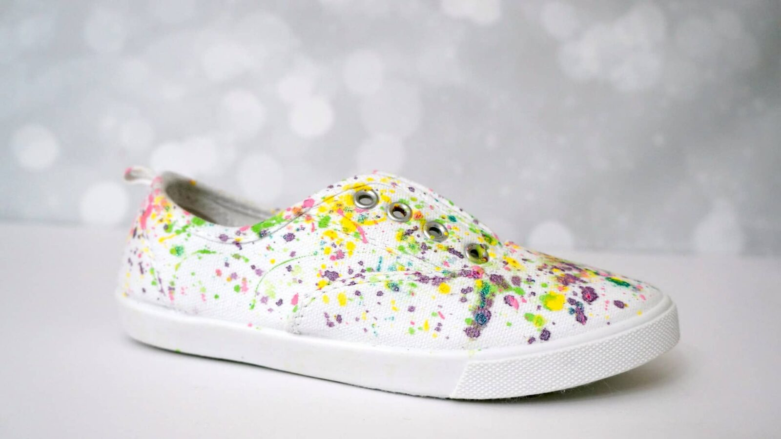 What Paint To Use On Canvas Shoes?