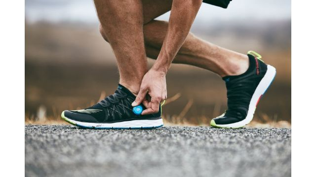 measuring feet for running shoes