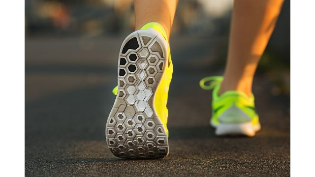 midsole running shoes
