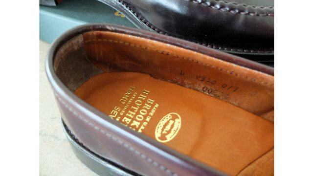 History Of Brooks Brothers Shoes