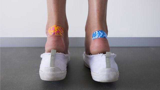 Protecting Your Skin When Shoes Rubbing Ankle